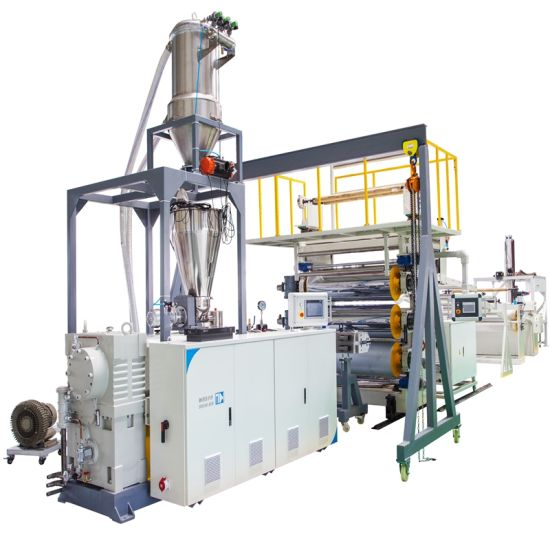 Plastic PVC Marble Plate Production Line/Artificial Marble Sheet Production Line