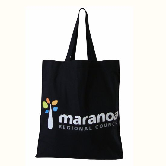 Cotton Canvas Tote Shopping Grocery Reusable Recyclable Biodegradable Bag