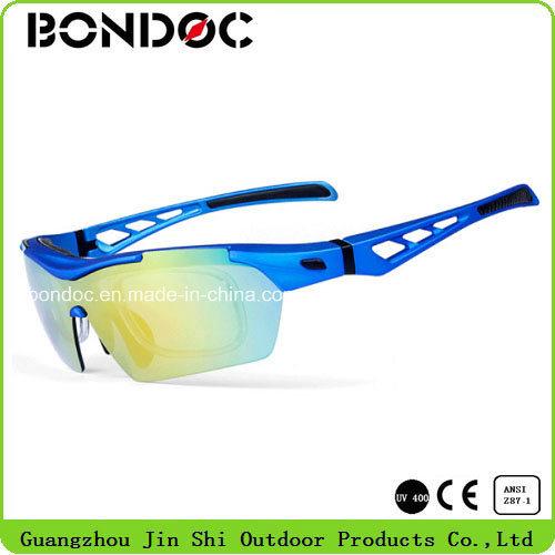 2018 New Fashion UV400 PC Sports Sunglasses