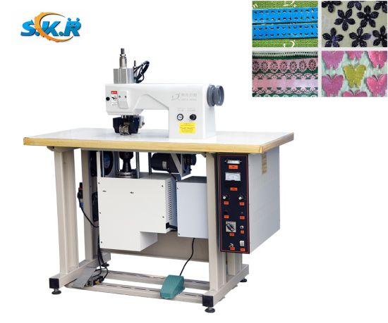 Ultrasonic Lace Machine for Fabric Cutting