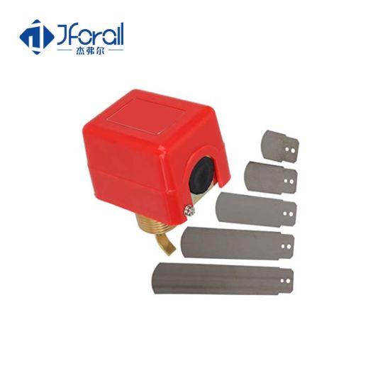Jfa400 Pneumatic Air Pressure Flow Control Switch Paddle Water Pump Flow Controller