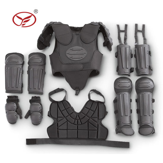 Police Military Body Protector Tactical Gear Anti Riot Suit