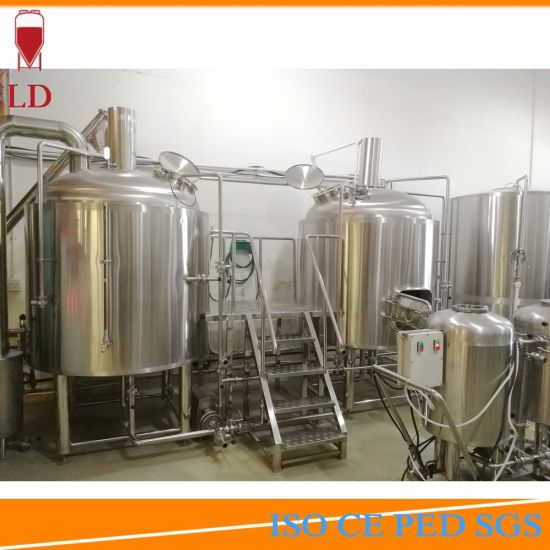 1000L Craft Beer Brewery Equipment Fermentation Fementing Tank Unitank pictures & photos