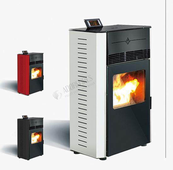 Biomass Wood Burning Stove Fire Place China Pellet Stove Wood