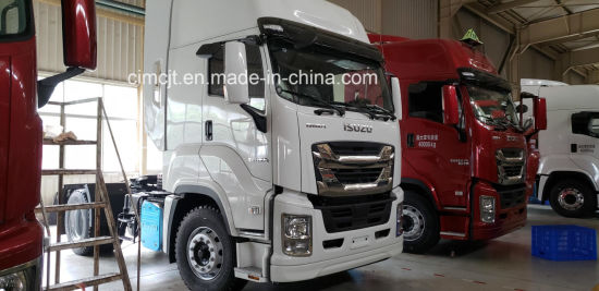 2019 Isuzu Giga 6 Wheel Tractor Truck with 380, 420, 460 HP pictures & photos