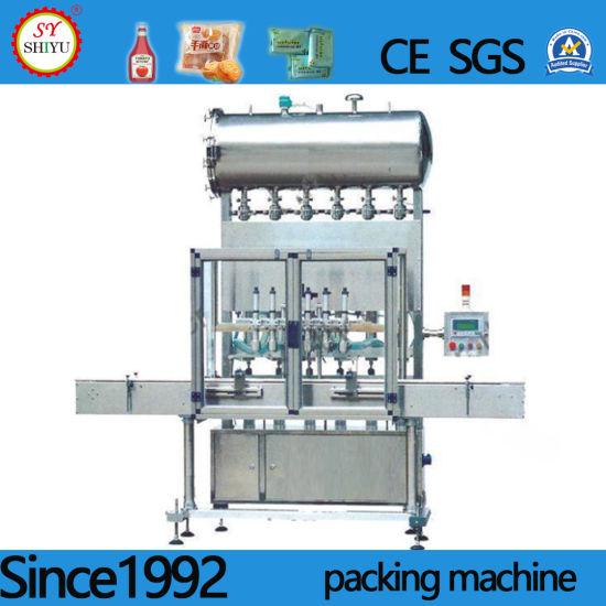 Automatic Liquid Milk Water Filling Machine