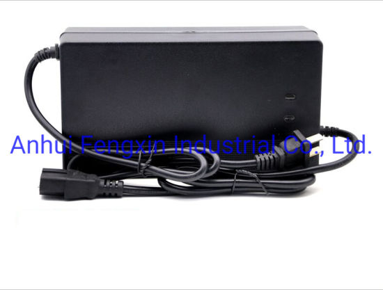 Electric Car Battery 60V20ah Lithium Battery Charger for Li-ion Battery Pack