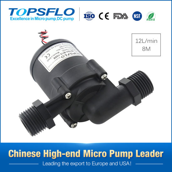 DC Pump / Brushless Centrifugal Pump /Solar Cooling Water Pump