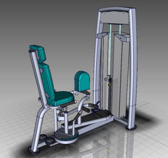 Commercial Sports Machine / Hip Abduction & Adduction (SS03) pictures & photos