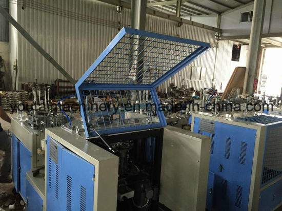 Full Automatic Middle Speed Paper Cup Forming Machine