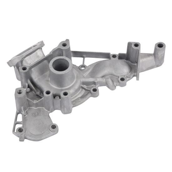 Auto Spare Parts Aluminum Casting Car Parts Pump Body pictures & photos
