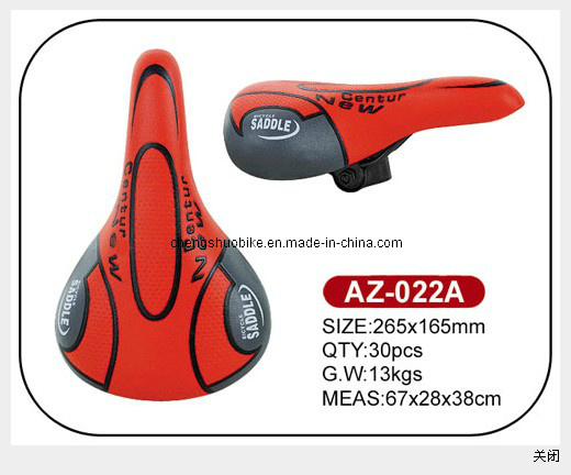 Very Good Quality Mountain Bicycle Saddle Az-022A pictures & photos