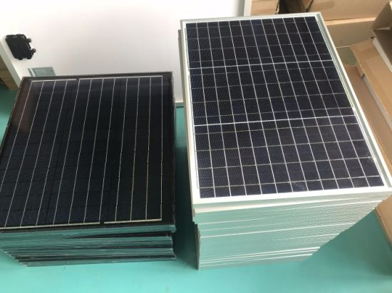 200W Polycrystalline Solar Panel for PV System pictures & photos