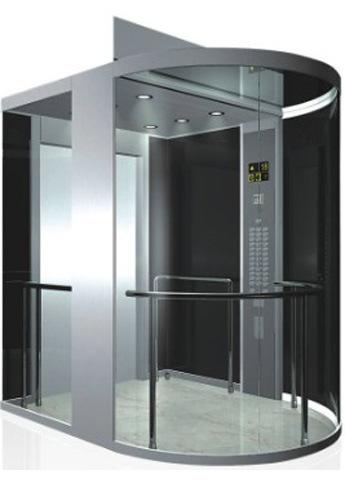 Approved Vvvf Machine Room Passenger Lift Elevator (U-CR905)