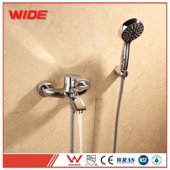 Modern Brass Chrome Bathroom Bath Sink Faucet From Wide pictures & photos