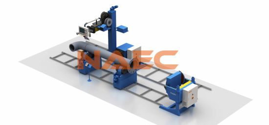 Automatic Pipe Tube and Flange Welding Device