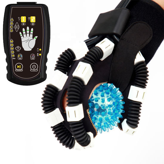 Physical Therapy Stroke Recovery for Fingers Rehabilitation for Hand