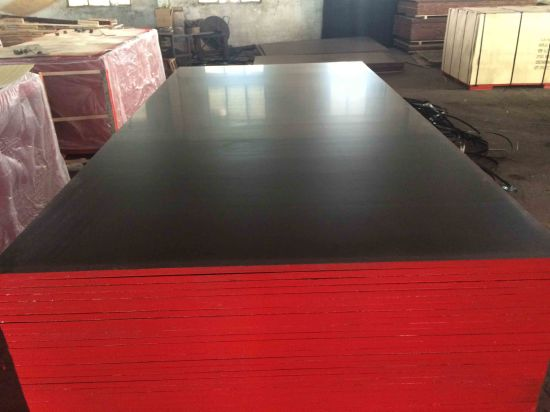 Dynea Film Faced Plywood for Concrete Formwork Use pictures & photos