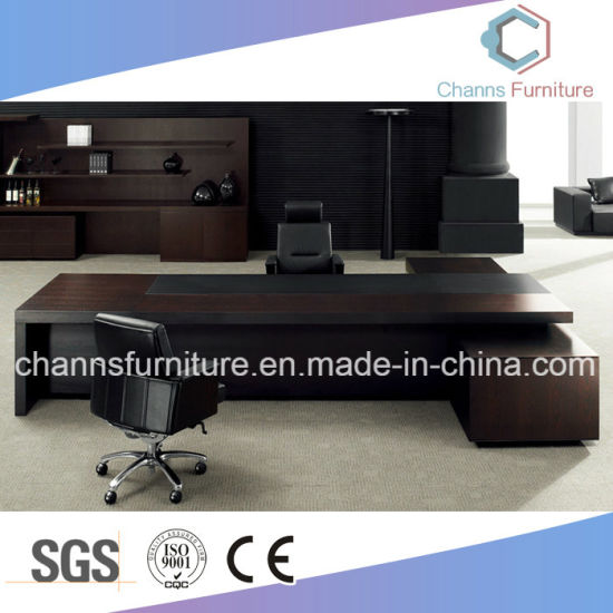 Simple Stylish Wooden Furniture Office Desk Computer Table pictures & photos