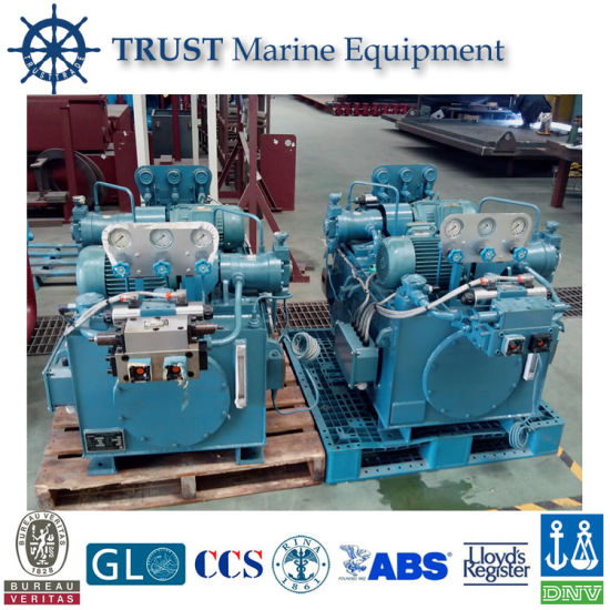 8-500kn. M Cylinder Type Marine Hydraulic Steering Gear pictures & photos