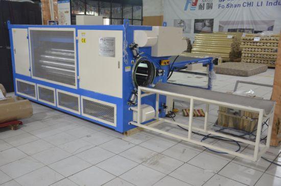 Automatic Mattress Rolling Packing Machine