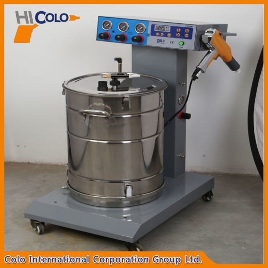 Colo-660-T-H Series Manual Powder Spray Gun pictures & photos