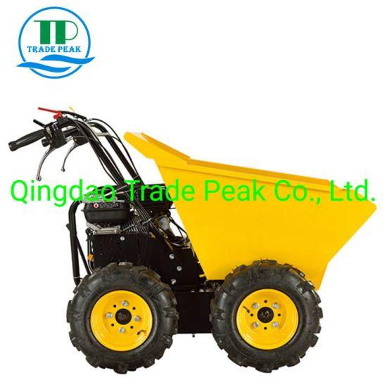 OEM/ODM Power Barrow 4X4 Mini Dumper (QTP300N)