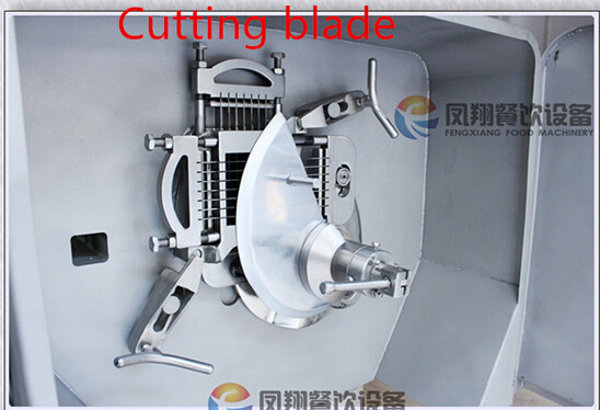 Fx-550 High Speed Meat Dicing Machine, Pork Cube Ctting Machine pictures & photos