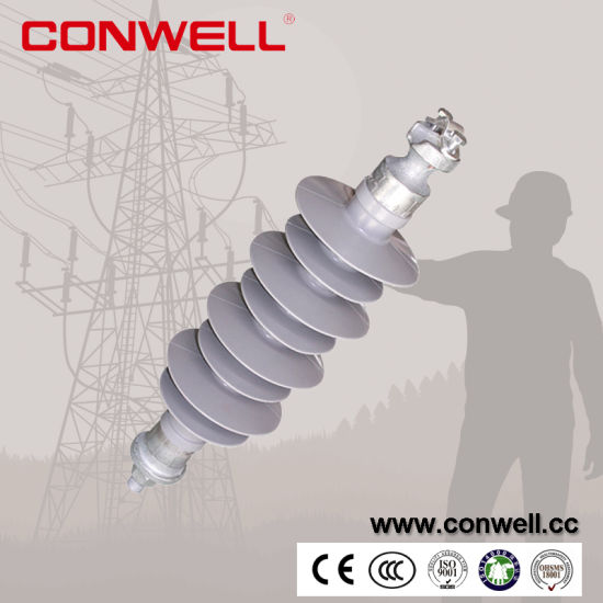 High Voltage Electrical Power 12kv Ceramic Insulator pictures & photos