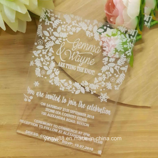 [تصویر:  Custom-Beautiful-Acrylic-Invitations-Wil...Unique.jpg]
