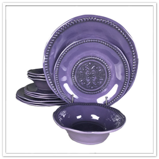 America Style New Design Superior Quality Cheap Dinner Set pictures & photos