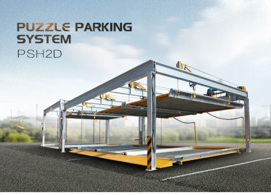 Multi-Leve Puzzle Parking System Automatic Car Parking System pictures & photos