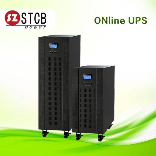 [Hot Item] 3 Phase Input Single Phase Output Online UPS 10kVA 15kVA 20kVA  30kVA