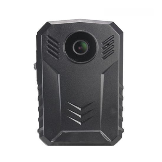 Waterproof Wireless Police Body Security CCTV Infrared Digital IP Camera