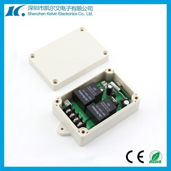 Universal Wireless RF Remote Motor Controller for Forward & Reverse