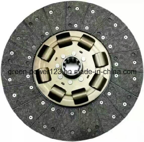 Clutch Disc 1412319 1510032 1749123 for Scania pictures & photos