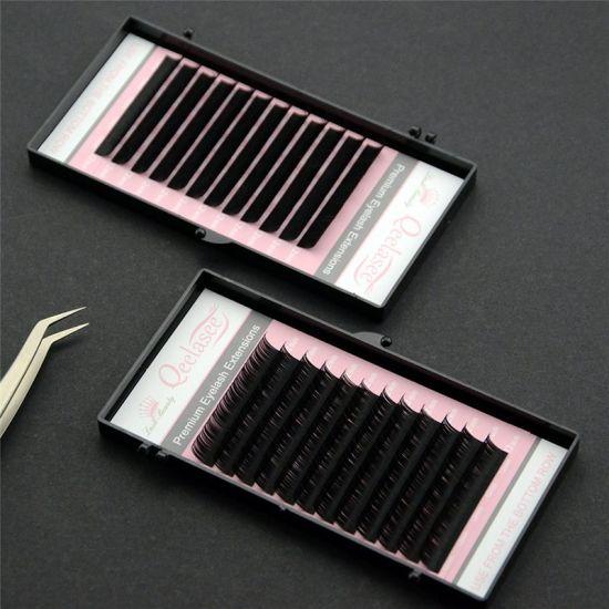 Mink Eyelash False Eyelash Wholesale Synthetic 3D Mink Eyelash Extensions