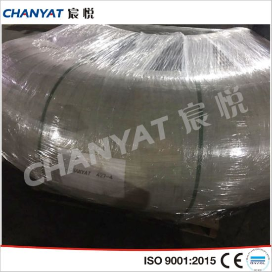 Seamless Welded Bw Elbow (1.4541, X6CrNiTi1810, 1.4550, X6CrNiNb1810) pictures & photos