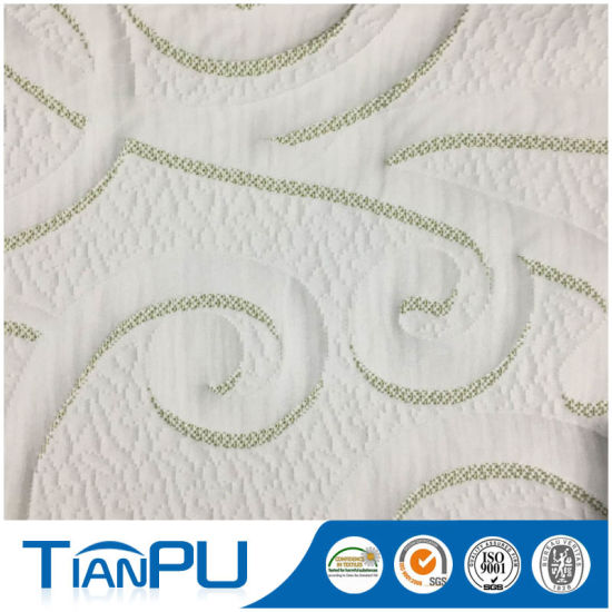 OEM   2017 Hot Fashion Design Knit Mattress Ticking    pictures & photos