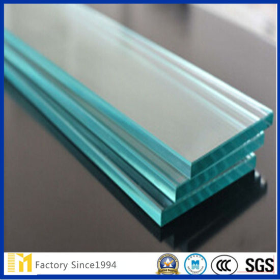 2mm-12mm Beveled Tempered Clear Float Glass for Home Appliance