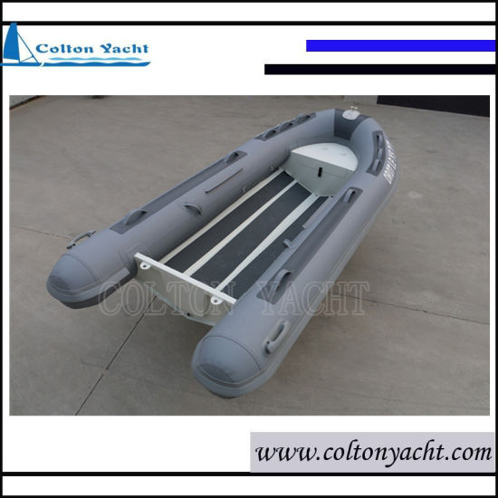 Colton Yacht Rigid Inflatable Boat with Aluminum Hull