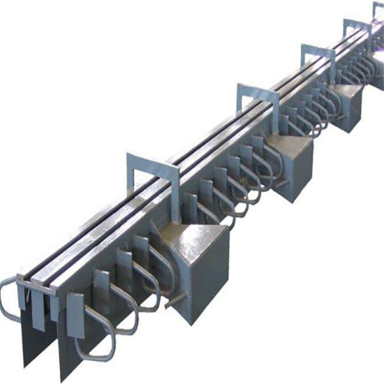 Long Rail Finger Steel Bridge Expansion Joint