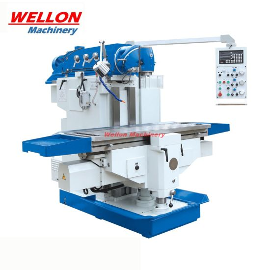 2000mm Table Universal Heavy Milling Machine (X5750A Milling Machinery)