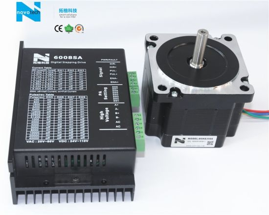 2 Phase 1.8 Degree High Speed Stepper Motor for Robots pictures & photos