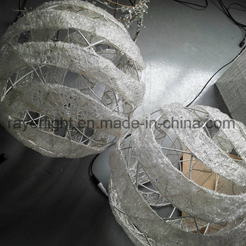 45cm LED Christmas Ball Decoration Lights for Light Show pictures & photos