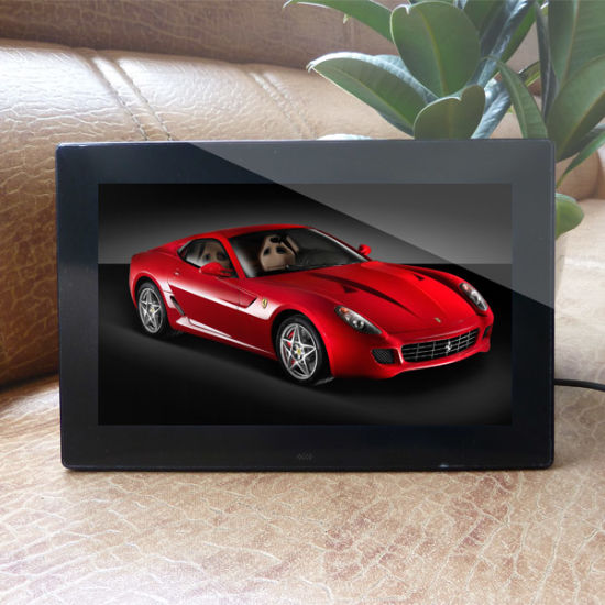 9 Inch Digital Photo Frame with MP4 Ce RoHS