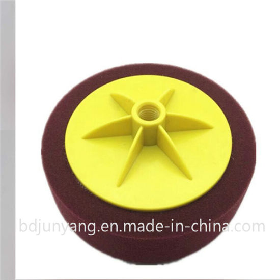Fine Workmanship Factor Outlet Sponge Polishing Wheel pictures & photos