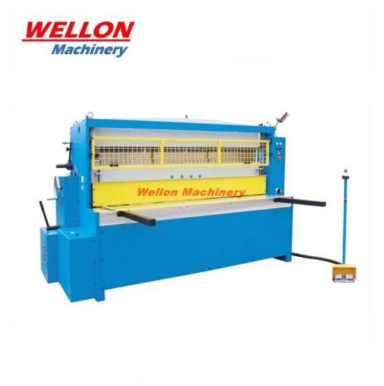 Electric Sheet Metal Rolling Bending Cutting Machine (E3-in-1/1320 E3-in-1/2040) Shearing Machine