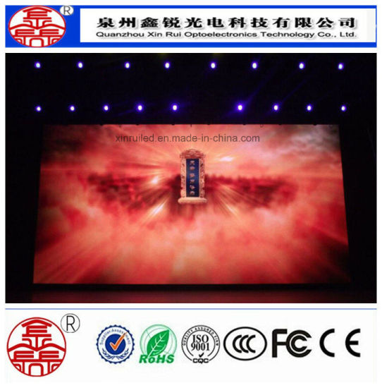 P2.5 Indoor High Definition Video LED Display Screen Full Color pictures & photos