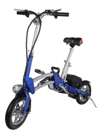 Folding Electric Bike 350W pictures & photos